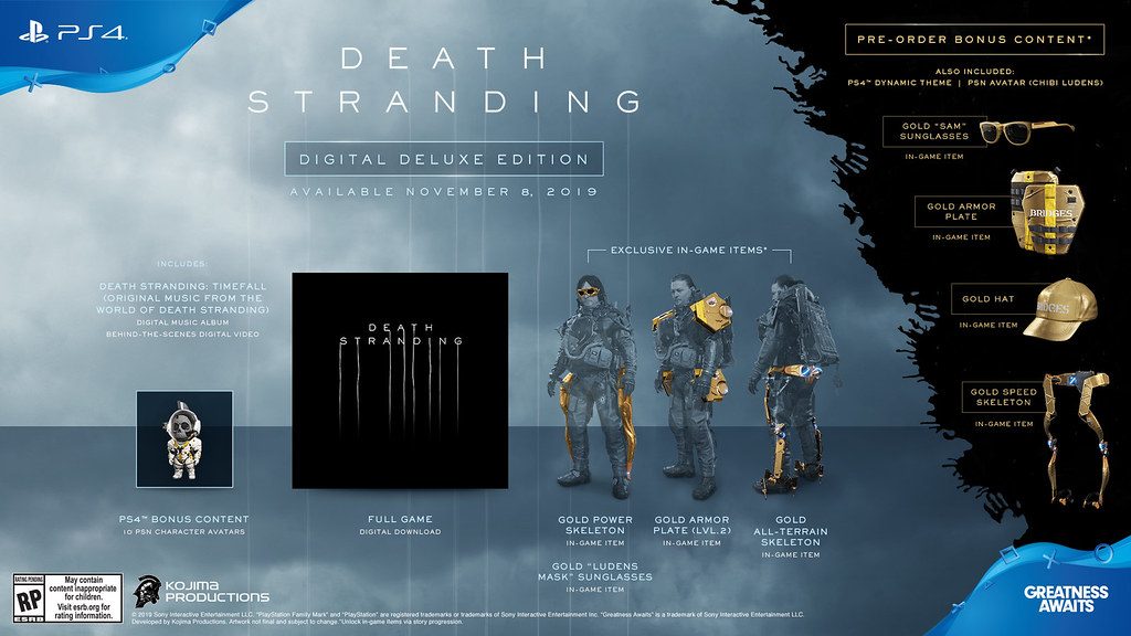 بازی دث استرندینگ - Death Stranding