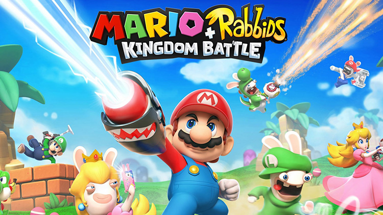 بازی Mario + Rabbids: Kingdom Battle