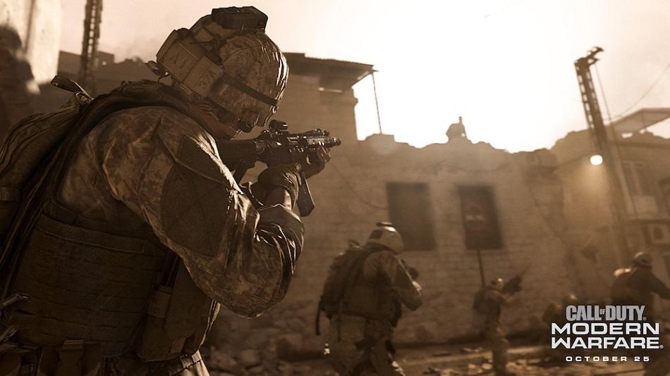 بازی کالاف دیوتی مدرن وارفار - Call of Duty: Modern Warfare