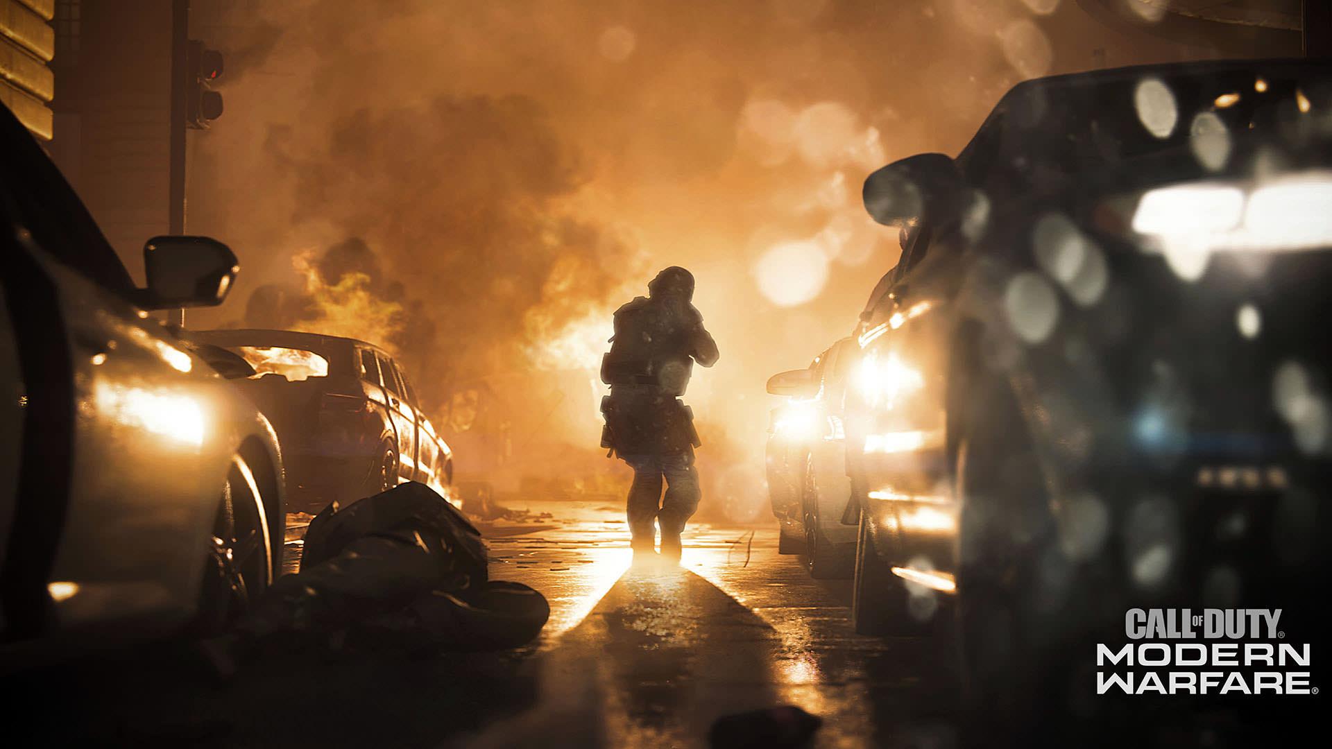 موتوری جدید برای ارائه گرافیک بهتربازی کال اف دیوتی مدرن وار فار - Call of Duty: Modern Warfare