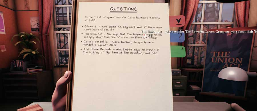 نقد و بررسی بازی The Occupation + ویدیو گیم پلی و گالری تصاویر