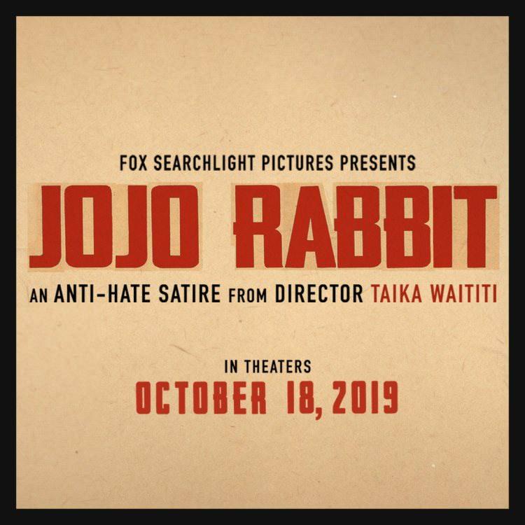تاریخ اکران فیلم خرگوش جوجو - Jojo Rabbit با بازی اسکارلت جوهانسون