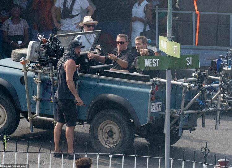 توقف فیلمبرداری فیلم جیمز باند ۲۵ - James Bond 25 با مصدومیت دنیل کریگ