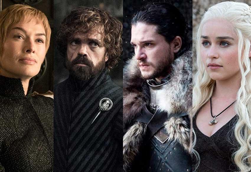 دستمزد میلیون دلاری بازیگران گیم اف ترونز - Game of Thrones: از جان اسنو و امیلیا کلارک تا پیتر دینکلیج