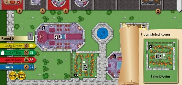 دانلود بازی موبایل رومیزی Castles of Mad King Ludwig