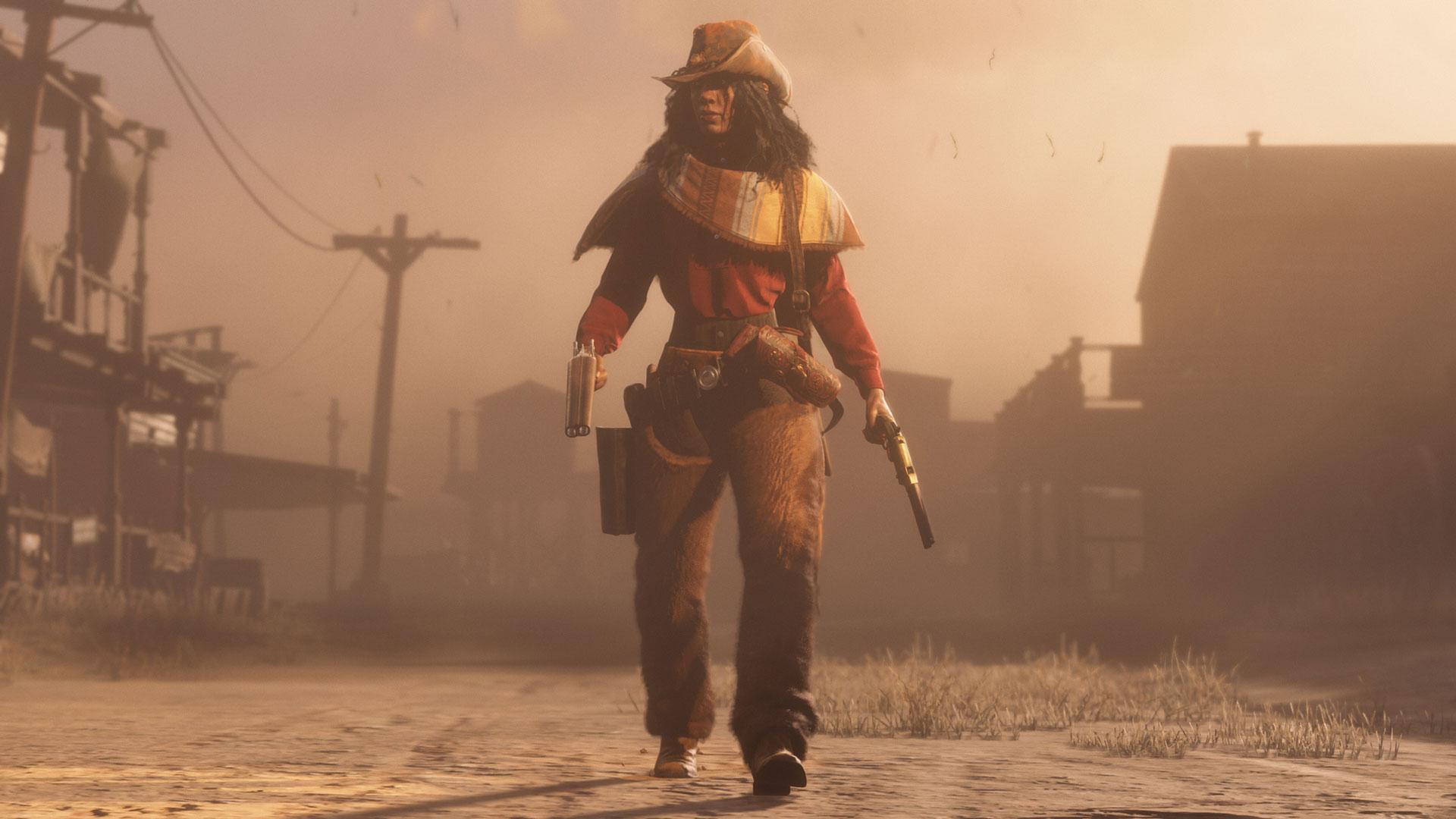 آپدیت بزرگ بازی رد دد آنلاین - Red Dead Online