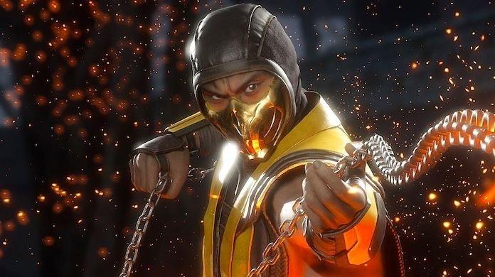 بازی مورتال کمبت 11 - Mortal Kombat 11