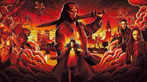 فیلم شیطانیی پسر جهنمی - Hellboy