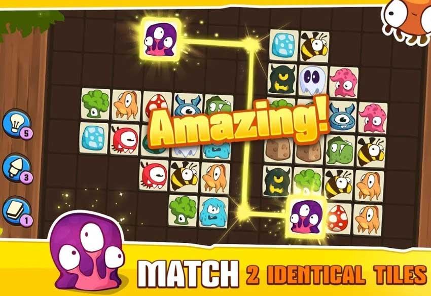 معرفی و دانلود بازی اندروید Monster Duo: Match and Snap Adventure