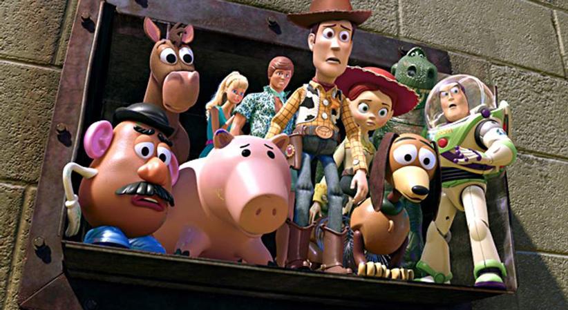 انیمیشن داستان اسباب بازی 4 - Toy Story 4