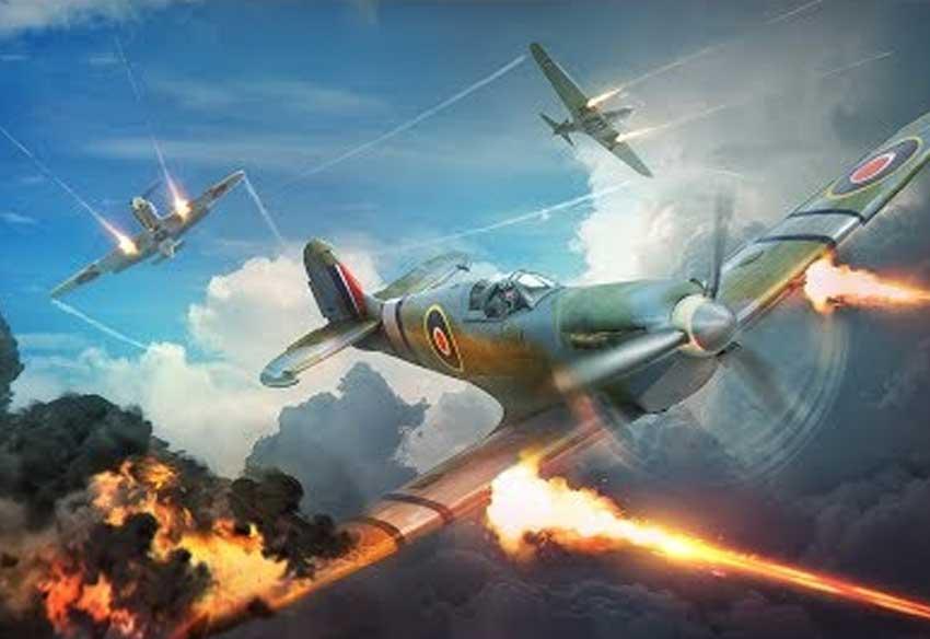 معرفی و دانلود بازی اندروید War Dogs : Ace Fighters of World War 2
