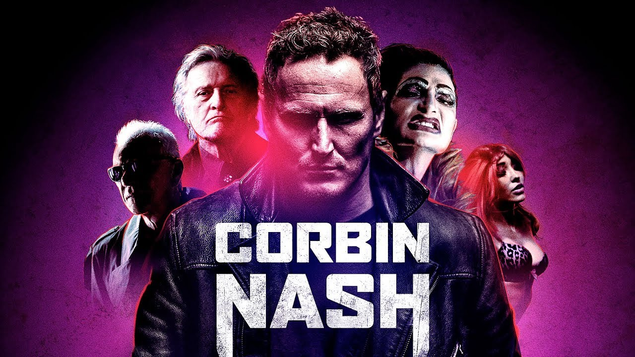 فیلم خون آشامی کوربین ناش – Corbin Nash