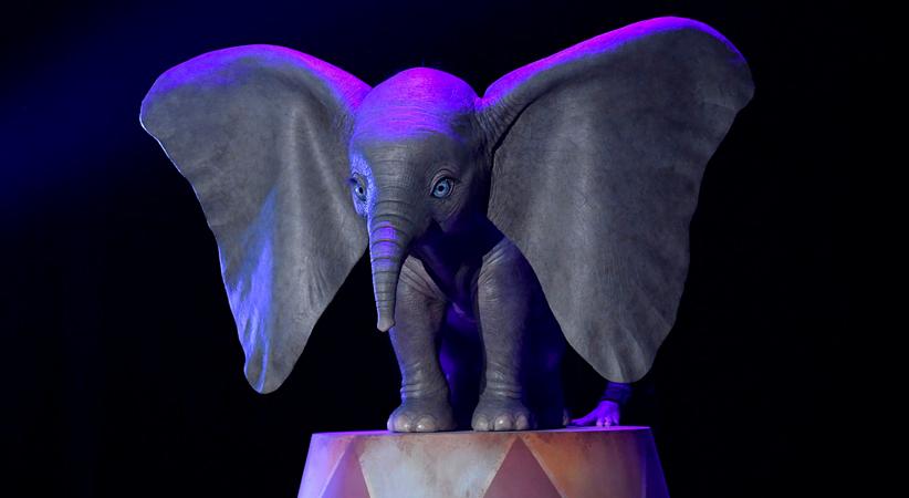 فیلم لایو اکشن دامبو - Dumbo