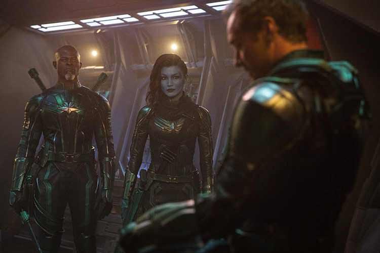 نقد و بررسی فیلم کاپیتان مارول - Captain Marvel با بازی بری لارسون
