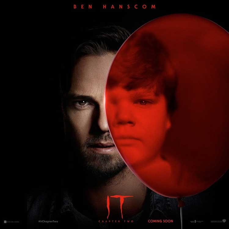 پوسترهای جدید فیلم It: Chapter 2