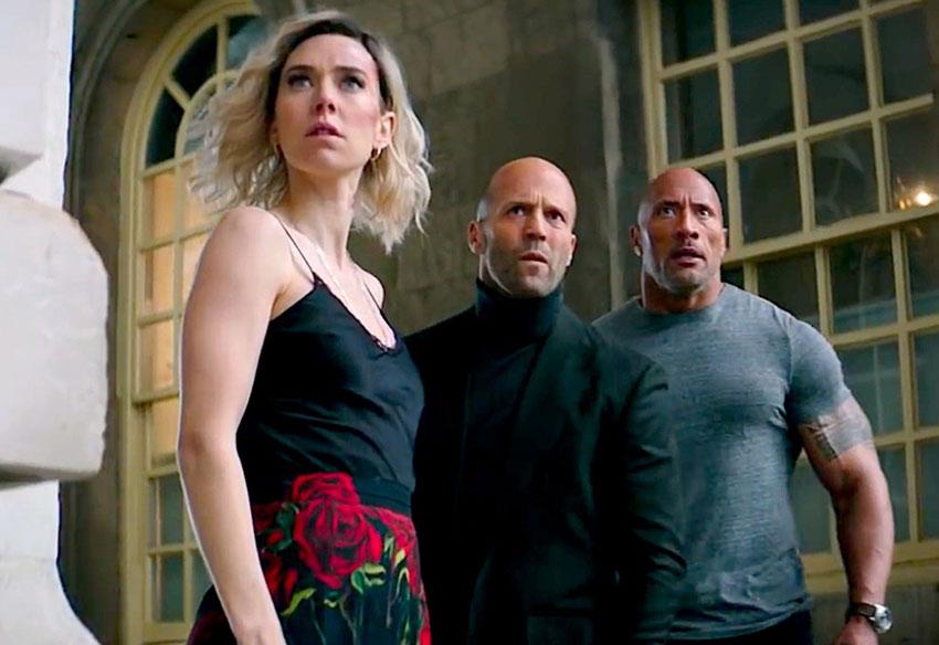 تریلر فیلم سریع و خشن: هابز و شاو (Fast and Furious Presents: Hobbs and Shaw) با بازی دواین جانسون و جیسون استاتهام