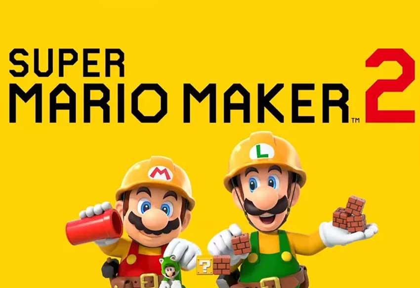 جدول فروش هفتگی انگلستان: صدرنشینی متوالی سوپر ماریو 2 - Super Mario Maker 2