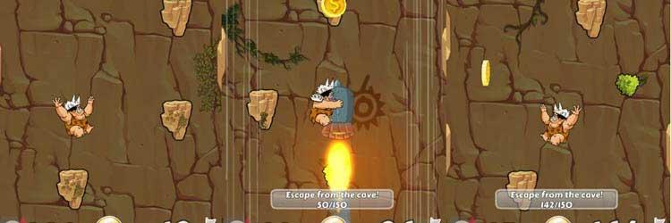 بازی موبایل Troglomics Escape - بازی اندروید و آیفون