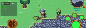 بازی مویایل Pixel Knights Online - MMORPG