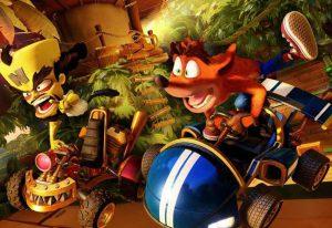 جدول فروش هفتگی انگلستان: بازی Crash Team Racing Nitro-Fueled دوباره در صدر