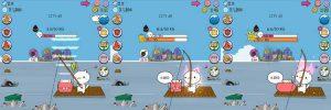 بازی اندروید و آیفون Aqua Cat - Clean it all