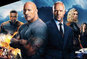 سریع و خشن تقدیم میکند: هابز و شاو(Fast & Furious Presents: Hobbs & Shaw)