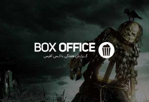 باکس آفیس: افتتاحیه خوب فیلم ترسناک داستانهای ترسناکی که در تاریکی میگوییم