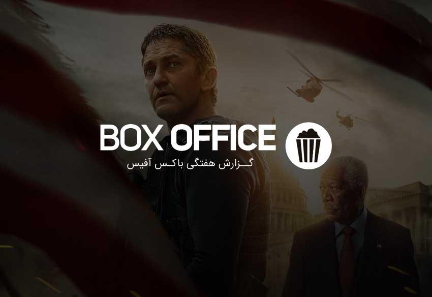 ۱۰ فیلم برتر گزارش باکس آفیس آمریکا