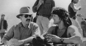 دیوید مورل خالق رمبو در صف منتقدان فیلم Rambo: Last Blood
