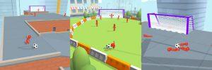 بازی موبایل Crazy Kick