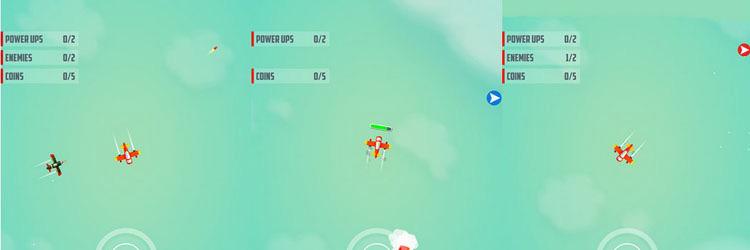 دانلود بازی آیفون و اندروید Man Vs. Missiles: Combat