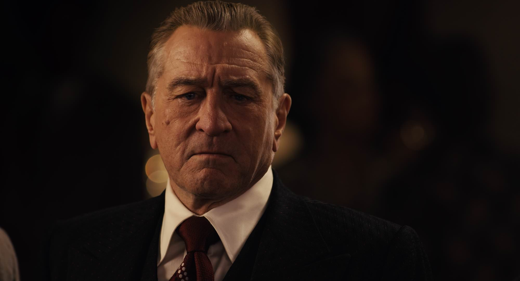 فیلم The Irishman رابرت دنیرو