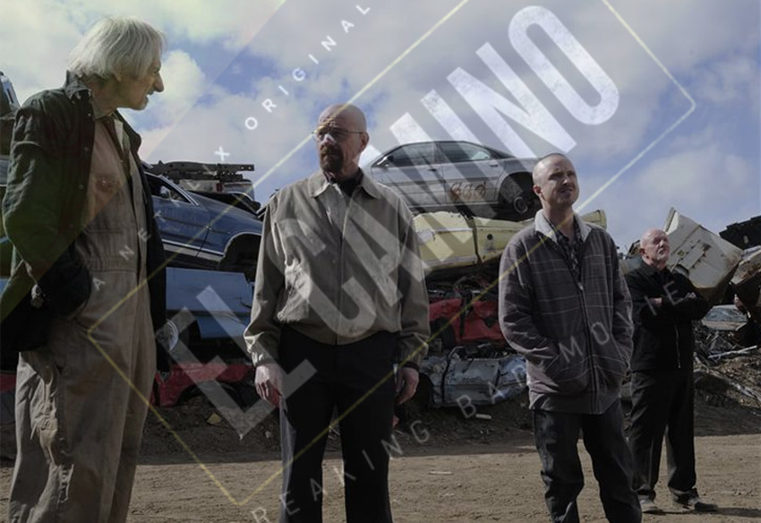 تریلر برکینگ بد - Breaking Bad در فیلم El Camino