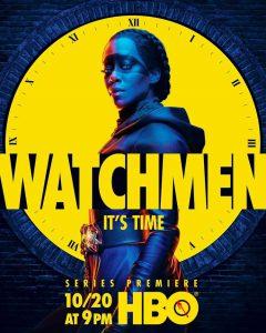 پوستر سریال watchmen