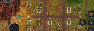 دانلود بازی اندروید و آیفون Graveyard Keeper