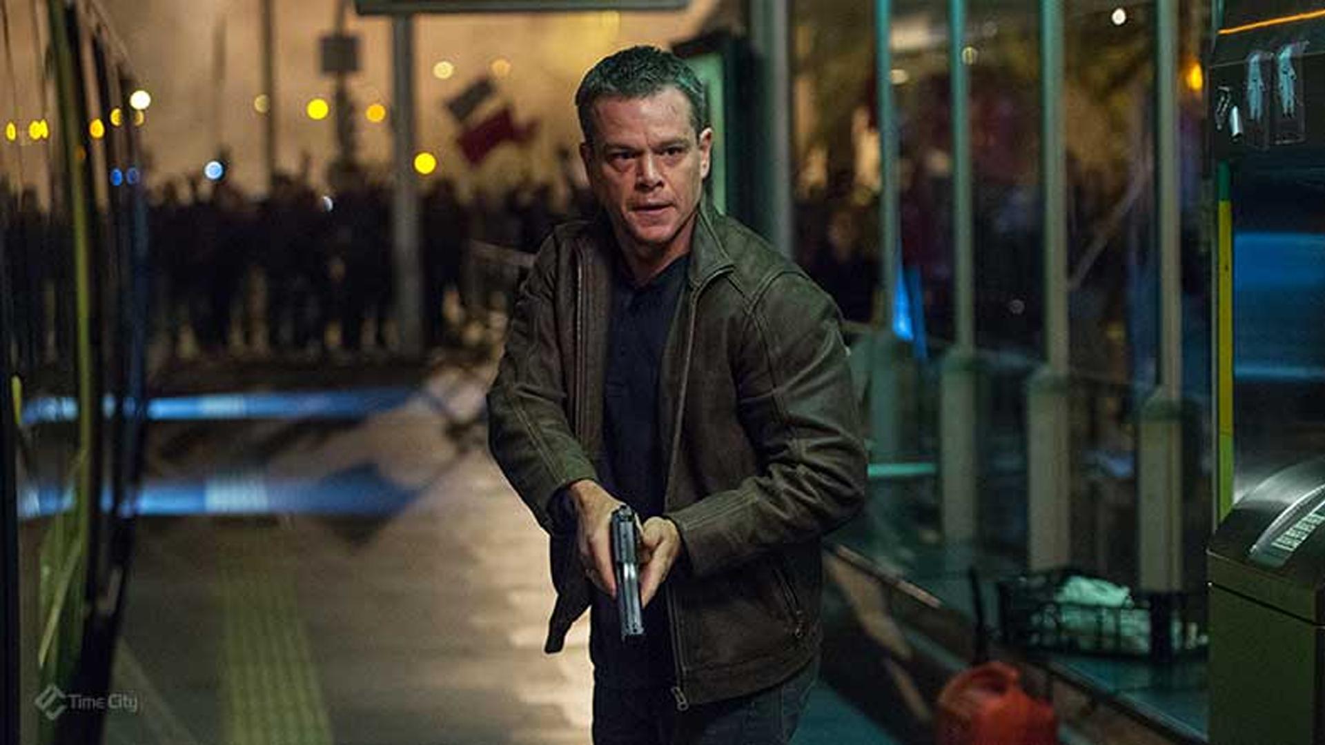 جیسون بورن – Bourne