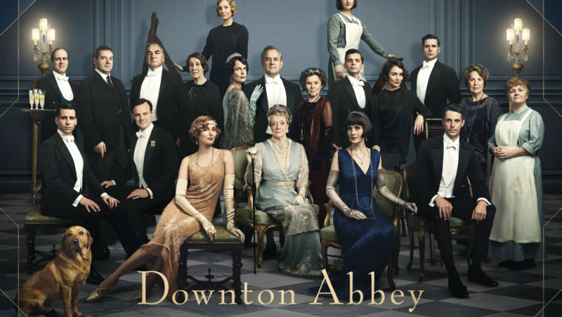فیلم Downton Abby