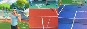 دانلود بازی اندروید و آیفون Tennis Clash: 3D Sports