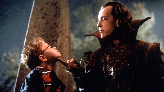 فیلم خون آشام و گرگینه ای The Little Vampire