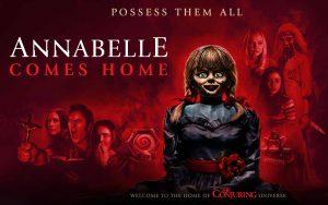 دانلود فیلم شیطانی ترسناک 2019 شیطانی آنابل به خانه میآید - Annabelle Comes Home