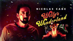 دانلود فیلم شیطانی جدید Willy's Wonderland 2021