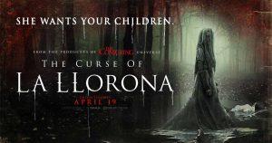 فیلم شیطانی 2019 The Curse of La Llorona