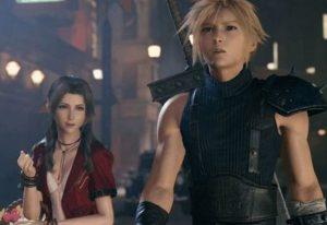 نسخه بازسازی شده فاینال فانتزی 7 - Final Fantasy VII با افتتاحیه سینماتیک جذاب