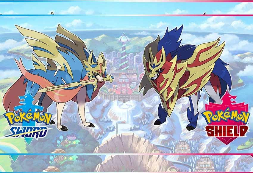 Sword and Shield New Mythical Pokemon