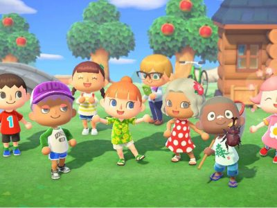 بازی Animal Crossing
