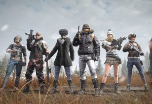 پلیر آنناونز بتلگراندز (PlayerUnknown's Battlegrounds) - پابجی