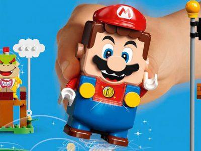 لگو سوپر ماریو - Super Mario Lego در تابستان با قیمت 60 دلار منتشر می شود