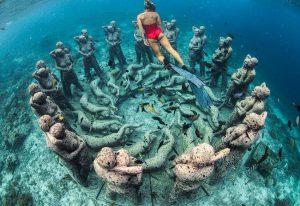 فیلم ترسناک Underwater - کریستین استوارت