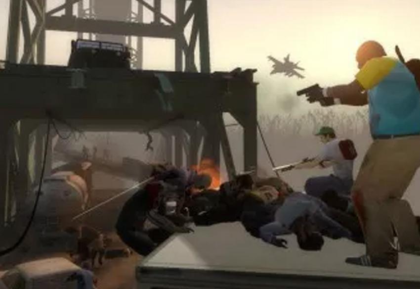 بازی ترسناک Left 4 Dead 2