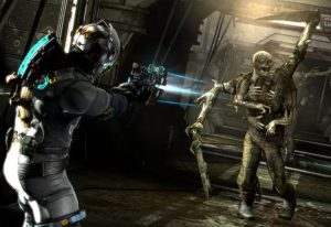 بازی ترسناک The Dead Space series